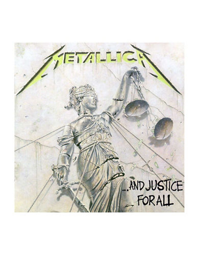Vinyl Metallica - And Justice for All-BLACK-One Size