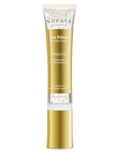 Nuface 24K Gold Gel Primer Brighten-GOLD-One Size