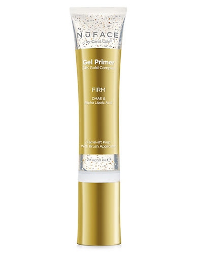 Nuface 24K Gold Gel Primer Firm-GOLD-One Size