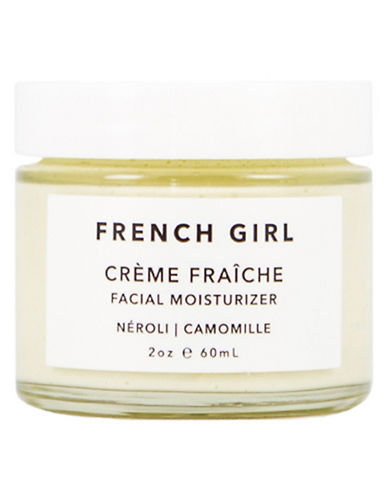 French Girl Organics Neroli Creme Fraiche Moisturizer-WHITE-50 ml