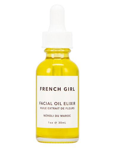 French Girl Organics Neroli Facial Oil Elixir-YELLOW-25 ml