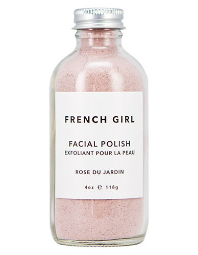 French Girl Organics Rose Facial Polish-PINK-110 ml