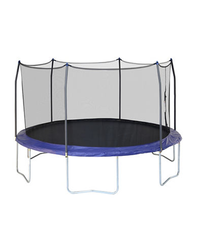 Skywalker Trampolines 15-Foot Round Trampoline with Enclosure