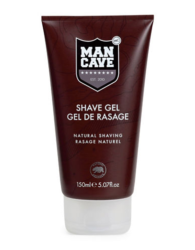 Mancave Shave Gel-NO COLOUR-150 ml