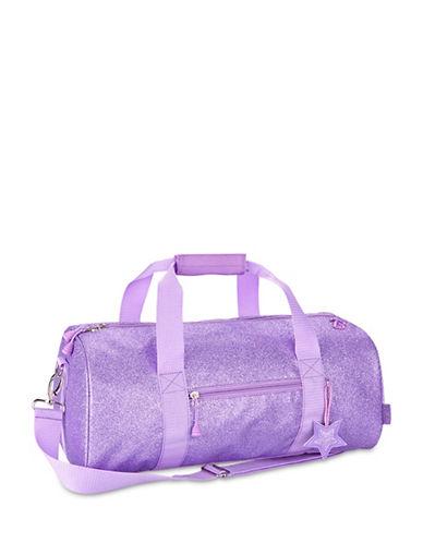 Bixbee Sparkalicious Large Duffle Bag-PURPLE-Large