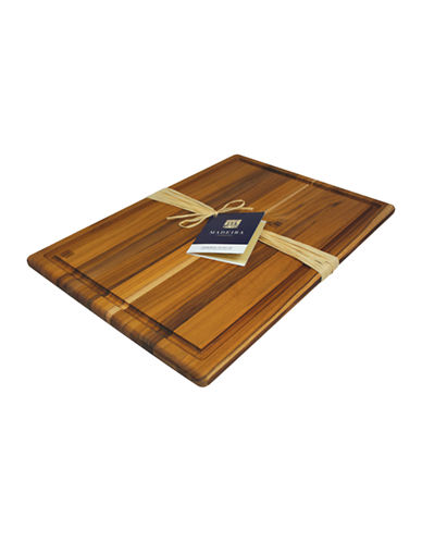 Madeira Provo Collection Extra Large Carving Board-TEAK-One Size