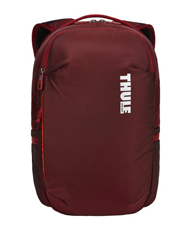 Thule Subterra Travel Backpack, 23 L-RED-One Size