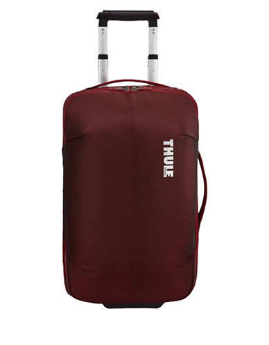 Thule Subterra Carry-On Suitcase, 22inch-RED-One Size