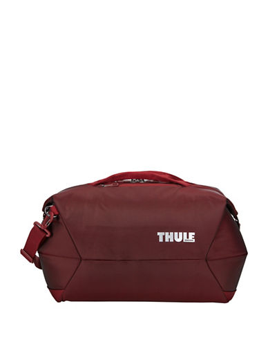 Thule Subterra Carry-On Duffel Bag, 45 L-RED-One Size