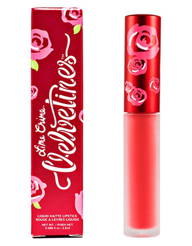 Lime Crime Velvetines Matte Lip Gloss-SUEDEBERRY-3 ml