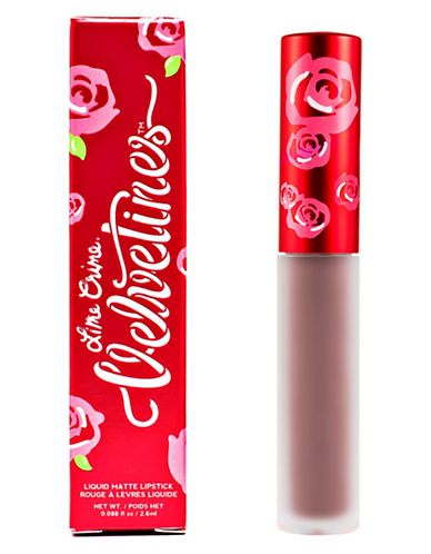 Lime Crime Velvetines Matte Lip Gloss-CASHMERE-5 ml
