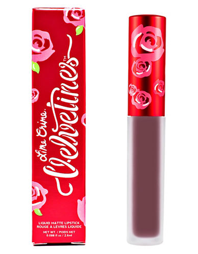 Lime Crime Velvetines Matte Lip Gloss-TEDDY BEAR-5 ml