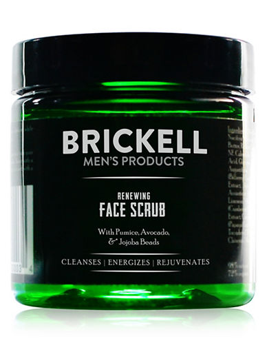 Brickell Renewing Face Scrub-NO COLOUR-60 ml