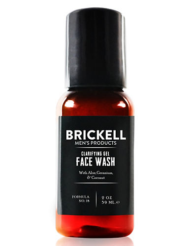 Brickell Clarifying Gel Face Wash-NO COLOUR-60 ml