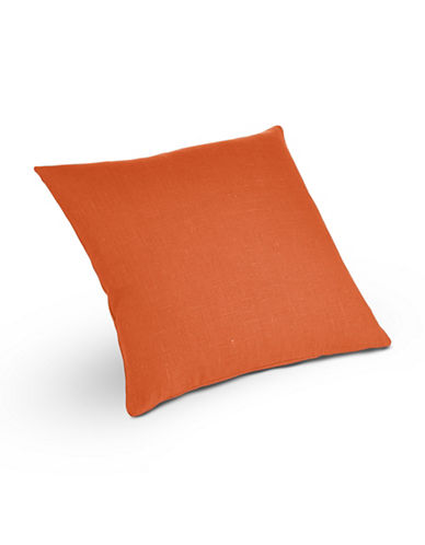 Distinctly Home Square Linen Cushion-SPICE-One Size