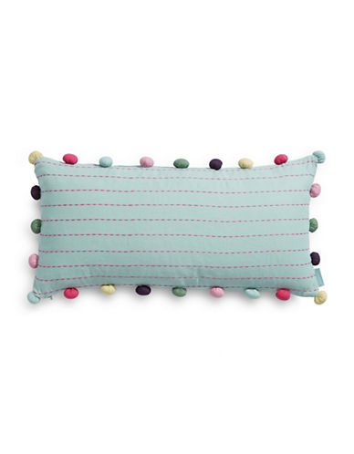 Bluebellgray Big Jane Pompom Cushion-MULTI-One Size