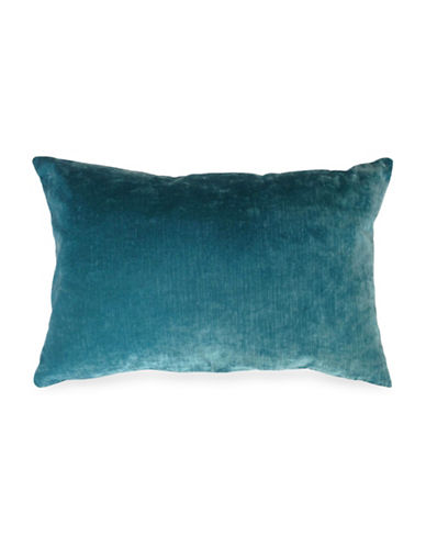Bluebellgray Luxe Two-Tone Cushion-TEAL-One Size 87390098_TEAL_One Size