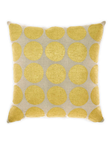Aura Spot Decorative Cushion-GOLD-One Size