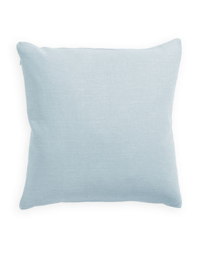 Distinctly Home Linen Feather Filled Pillow-SKY-One Size