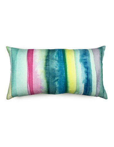 Bluebellgray Lomand Linen Cushion-MULTI-COLOURED-One Size