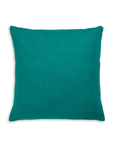 Distinctly Home Feather-Filled Throw Pillow-JADE-One Size