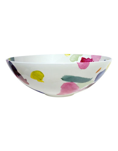 Bluebellgray Set of Two Abstract Sharing Bowls-ABSTRACT-One Size