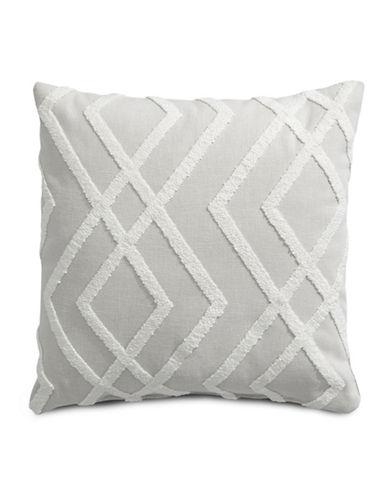 Glucksteinhome Marais Genteel Cushion-BEIGE-18x18