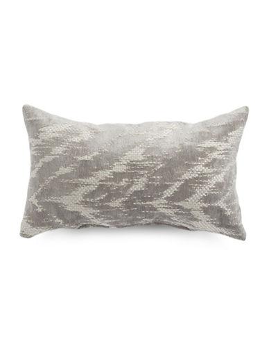 Distinctly Home Raven Rectangular Cushion-CHROME-12x20