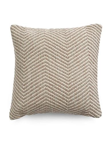 Distinctly Home Marci Square Cushion-BEIGE-18x18
