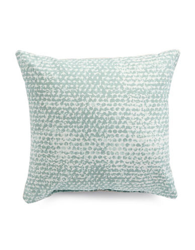 Distinctly Home Printed Cushion-BLUE-16X16