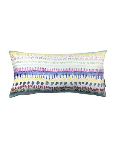 Bluebellgray Nina Decorative Linen Cushion-MULTI-12-16