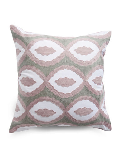 Distinctly Home Odina Decorative Cushion-PINK-18x18