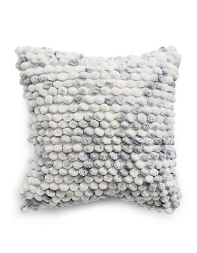 Distinctly Home Tashi Decorative Cushion-GREY-18x18
