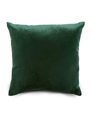 Distinctly Home Two-Tone Trina Cushion-GREEN-18x18