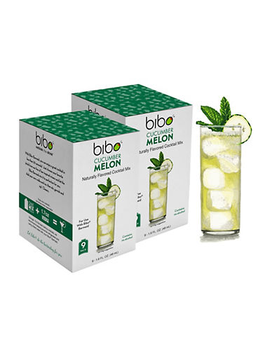 Bibo 18-Pouch Cucumber Melon Cocktail-NO COLOR-One Size