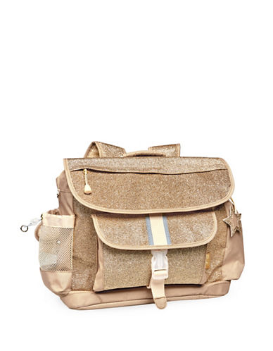 Bixbee Sparkalicious Large Backpack-GOLD-Large