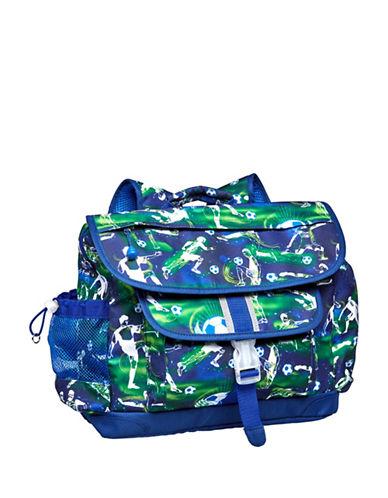 Bixbee Soccer Star Large Backpack-BLUE-Large