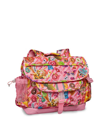 Bixbee Funtastical Large Backpack-PINK-Large