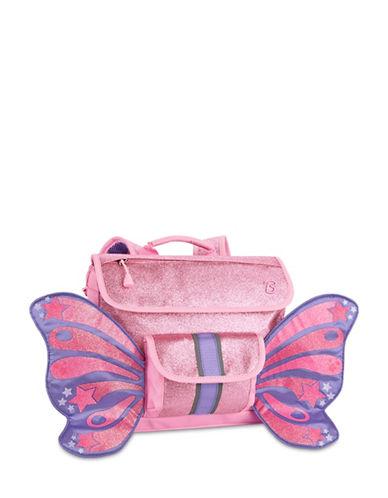 Bixbee Sparkalicious Butterflyer Medium Backpack-PINK-Medium