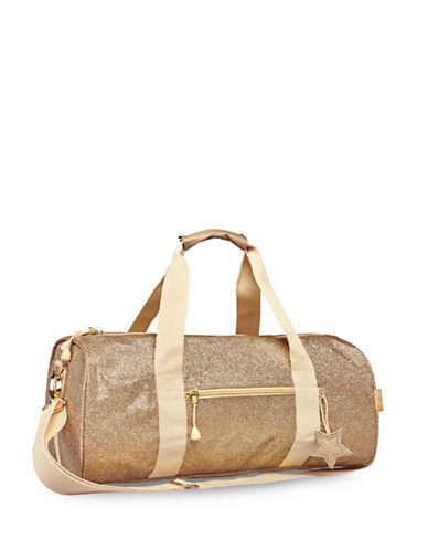Bixbee Sparkalicious Large Duffle Bag-GOLD-Large
