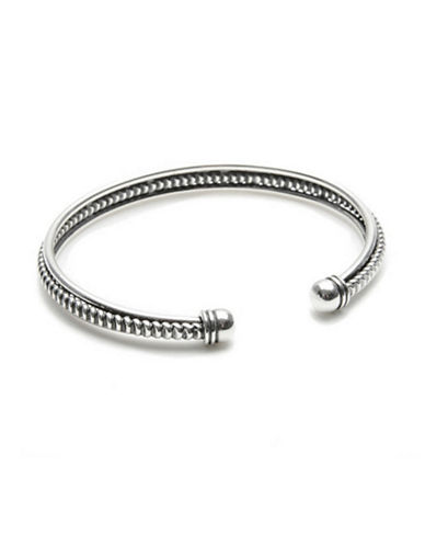 Degs And Sal Sterling Silver Wire Chain Bracelet-SILVER-One Size
