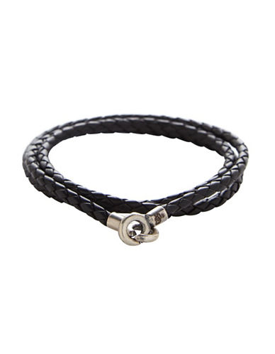 Degs And Sal Advanced C Clasp Bracelet-BLACK-One Size