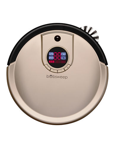 Bobsweep Rechargeable Robotic Vacuum-CHAMPAGNE-One Size