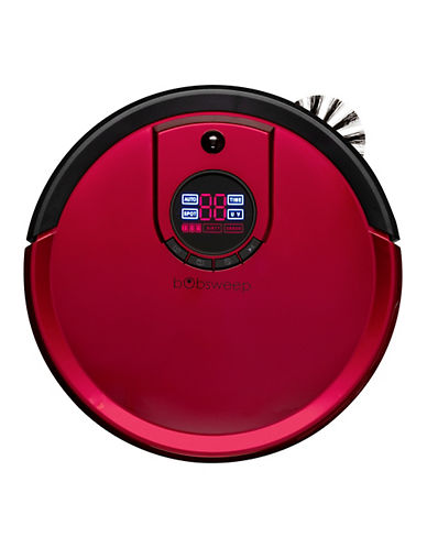 Bobsweep Rechargeable Robotic Vacuum-RED-One Size