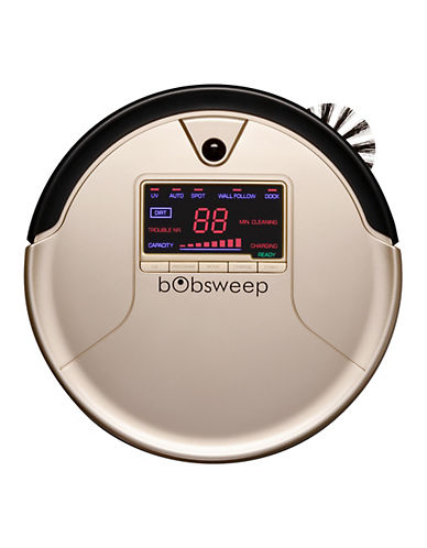 Bobsweep PetHair Robotic Vacuum Cleaner and Mop-CHAMPAGNE-One Size