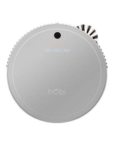 Bobsweep bObi Pet Robotic Vacuum Cleaner-SILVER-One Size