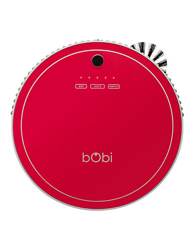 Bobsweep bObi Pet Robotic Vacuum Cleaner-SCARLET-One Size