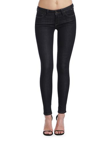 Mavi Adriana Mid-Rise Super Skinny Jeans-RINSE GOLD TENCEL-32