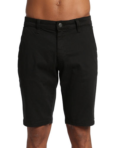 Mavi Jacob Shorts-BLACK-32