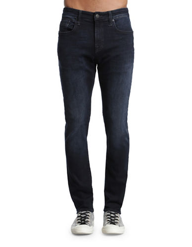 Mavi James Skinny Leg Pants-DARK BLUE-38X34